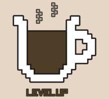 Level Up with Coffee by ohsotorix3