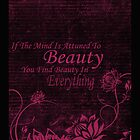 Beauty In Everything by SarahSunshine