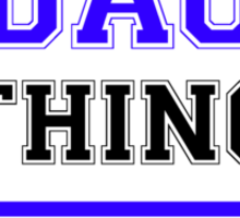 It's a DAO thing, you wouldn't understand !! Sticker