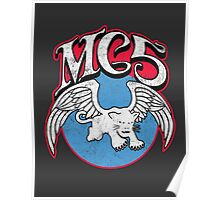 MC5 (distressed) Poster