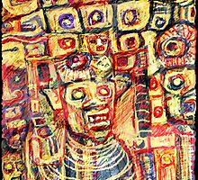 Stone magic mascarade by Alejandro Silveira