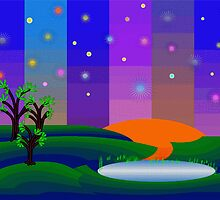 Twilight Stars by Deborah Dillehay