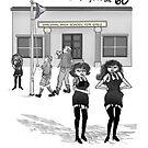 Girls School by Radwulf