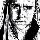 Lee Pace, mesmerizing Thranduil by jos2507