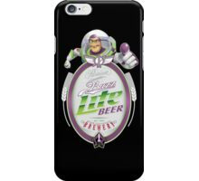 Buzz Lite Beer iPhone Case/Skin