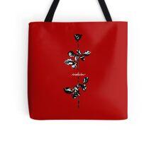 Depeche Mode : Violator Paint LP -Black & White- Tote Bag