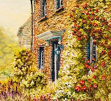 Rose Cottage by Rasendyll