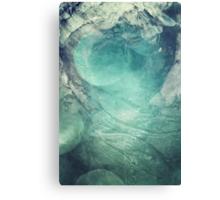 151 Frozen Canvas Print