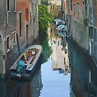 Reflections on Venice by Freda Surgenor