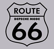 Depeche Mode : Route 66 - Black - by Luc Lambert