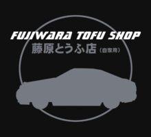 Fujiwara Tofu Shop by -Oujo-