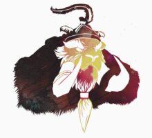 Dota 2: Tusk (Minimalist) by Taren
