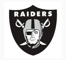 Oakland Raiders by johnnyberube