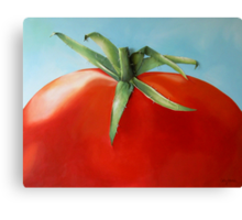 big tomato Canvas Print