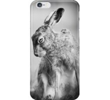 Dark Hare iPhone Case/Skin