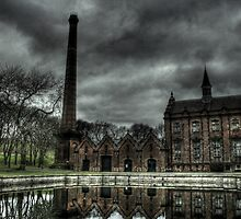 Pumping Station by Richard Shepherd
