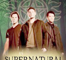 Supernatural -- Light by Ash J.M.