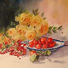 A berry or two by Beatrice Cloake Pasquier
