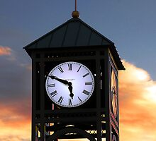 Clock Tower - Pleasant Grove, UT by Ryan Houston