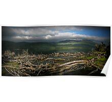 Te Anau Lake Poster