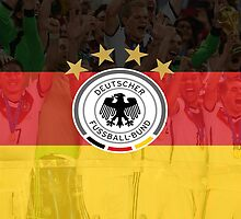 German National Team by MisterJfro