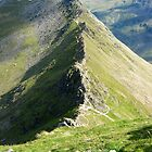 Striding Edge by Roantrum