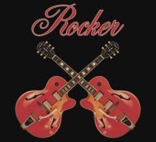 Rocker  Red by yober