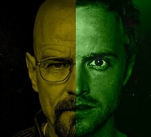 Breaking Bad - Just the Two of Us  by VictorVelocity