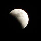 eclipse of the moon #6 by gypsykatz