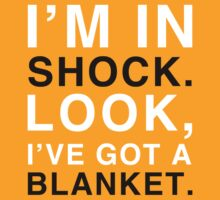 Shock Blanket T-Shirt