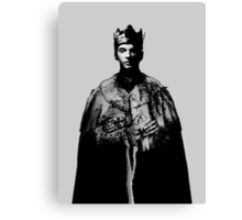 Depeche Mode : King Dave Gahan From Enjoy The Silence - Cutout Canvas Print