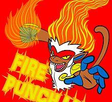 Fire Punch! by VicNeko