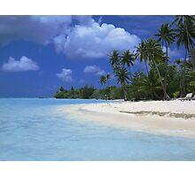 suga beach Photographic Print