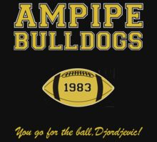 Ampipe Football Alternates by RJ Young