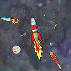 5 Rockets by Susan Craig