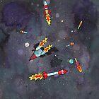 7 Rockets by Susan Craig