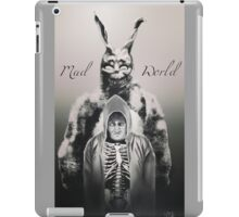 Mad World  iPad Case/Skin
