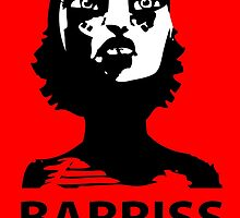 Barriss was right - Che Guevara Style  by alphallama