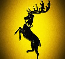 Game Of Thrones Baratheon Clan Family by SecondArt