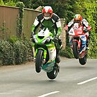 Isle of Man TT by Garrington
