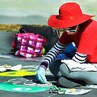 Street Artist by heatherfriedman