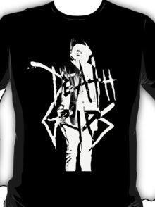 Death Grips   MC Ride (white) T-Shirt