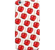 Candy Apple Pattern iPhone Case/Skin