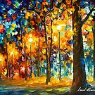 Thoughts And Feelings — Buy Now Link - www.etsy.com/listing/211548384 by Leonid  Afremov