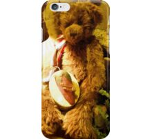 Loveable Teddy iPhone Case/Skin