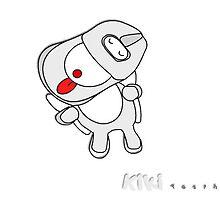Kiki Astronaut  by Beo Lo