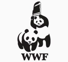 Panda Wrestling Fund by EversonInd