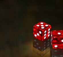 A game of chance by Robbie McDowall