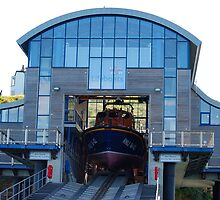 New lifeboat station by shakey