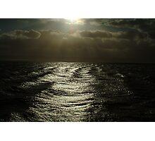 A Storm A'brewin' Photographic Print